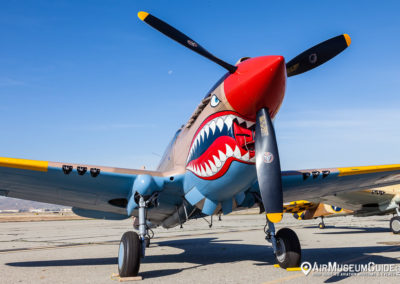 Curtiss P-40N Warhawk (Kittyhawk Mk IV)