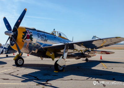 "Republic P-47D Thunderbolt ""Dottie Mae"""