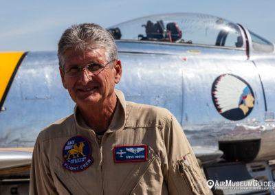 Steve Hinton - President of the Planes of Fame Air Museum