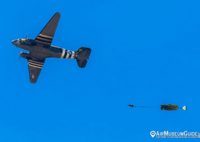 "Douglas C-53D Skytrooper ""D-Day Doll"""