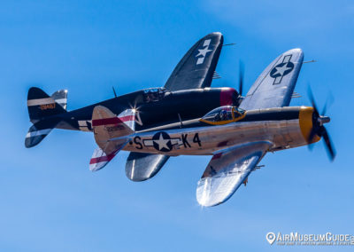Republic P-47 Thunderbolts