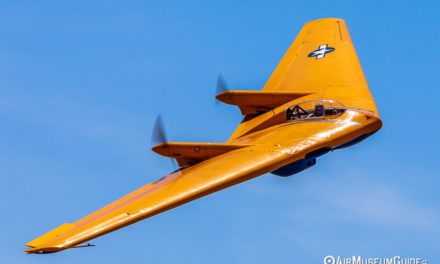 Northrop N-9MB – Living History Flying Day at Planes of Fame Air Museum