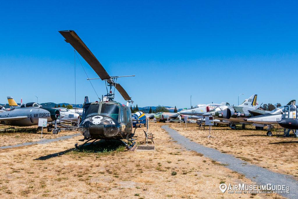 Pacific Coast Air Museum, Santa Rosa, California