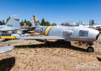 North American RF-86F Sabre