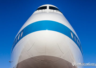 Boeing 747-100SR Shuttle Carrier Aircraft