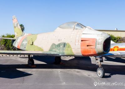Canadair QF-86H Sabre