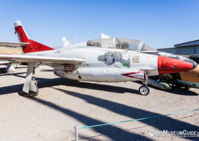 North American T-2A Buckeye