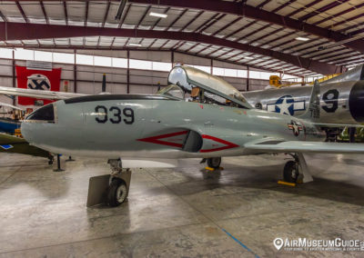 Lockheed T-33B T-Bird