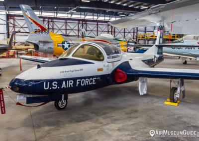 Cessna T-37B Tweet