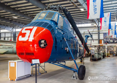 Sikorsky SH-34J Seabat