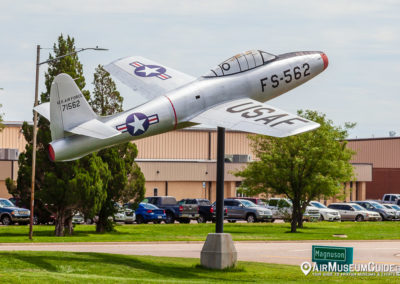 Republic P-84C Thunderjet
