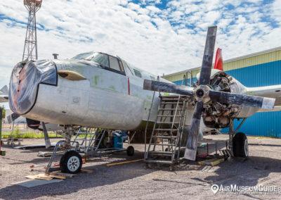 Lockheed P2V-5 Neptune (SP-2E)