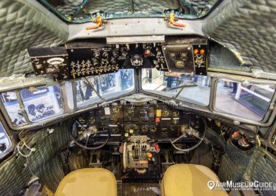 Douglas C-47 (DC-3) cockpit