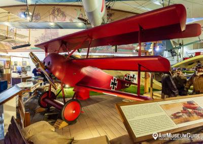 Fokker Dr. I triplane replica