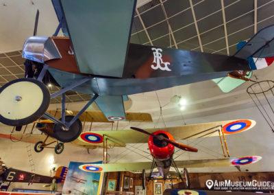 Nieuport 11 & Nieuport 28
