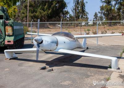 Rutan Quickie kit plane