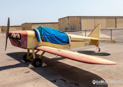 Bowers Fly Baby homebuilt aircraft