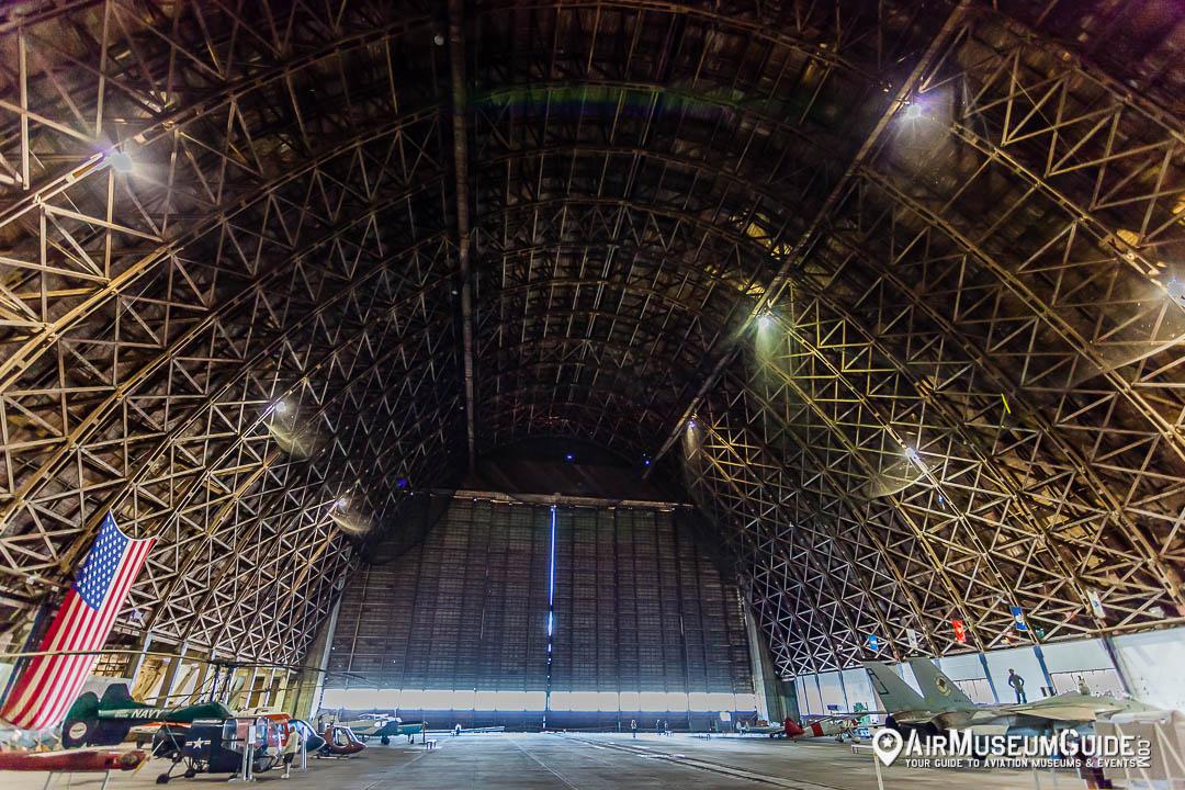 Tillamook Air Museum - Inside Hangar B