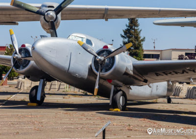 Lockheed C-56 Lodestar