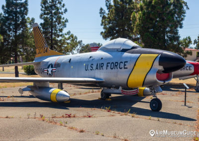 North American F-86L Sabre Dog