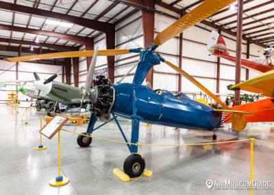 Kellet KD.1 (YG-1B) autogyro
