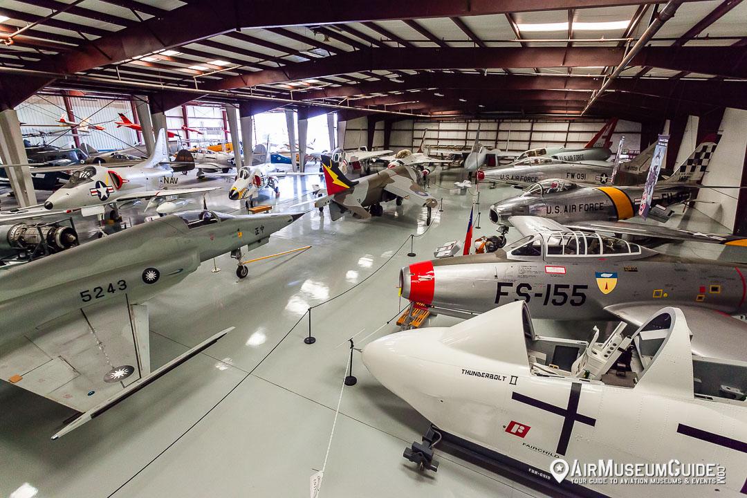 Yanks Air Museum, Chino, California