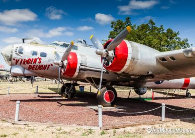 Boeing B-17G Flying Fortress at the Castle Air Museum