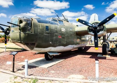 Consolidated-Vultee B-24M Liberator at the Castle Air Museum