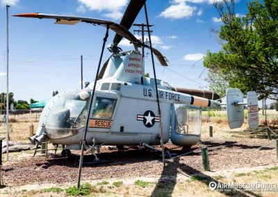 Kaman HH-43B Huskie at the Castle Air Museum