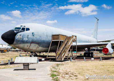 Boeing KC-135A Stratotanker at the Castle Air Museum