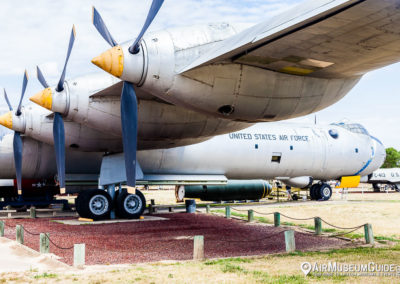 Convair RB-36H Peacemaker at the Castle Air Museum