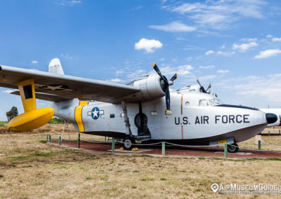 Grumman HU-16B Albatross at the Castle Air Museum