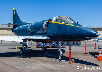 Douglas A-4A Skyhawk