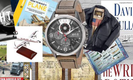 16 great gift ideas for aviation enthusiasts