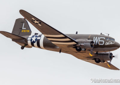 Douglas C-47B Dakota (Lyon Air Museum)