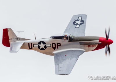 "North American P-51D Mustang ""Sparky"""