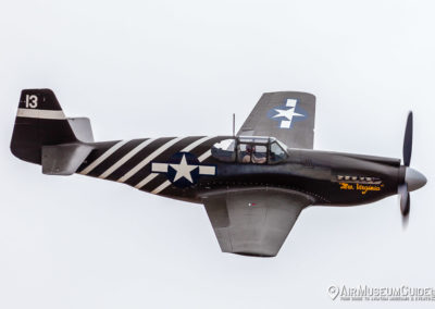 "North American P-51A Mustang ""Mrs. Virginia"""