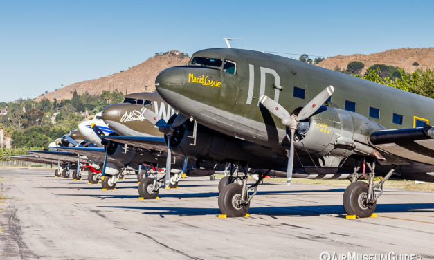 2017 Flabob Airport Douglas DC-3/C-47 Fly-In in Riverside, CA