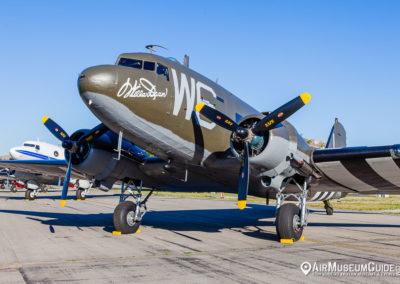 "Douglas C-47 Skytrain ""Willa Dean"""