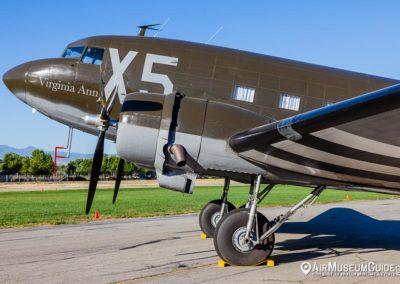 "Douglas C-47 Skytrain ""Virginia Ann"""