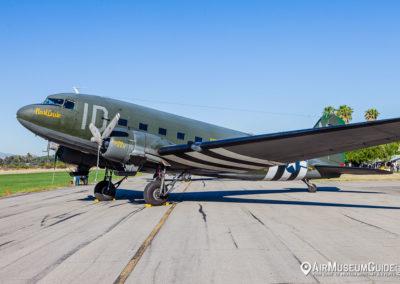 """Douglas C-47 Skytrain """"Placid Lassie"""""""
