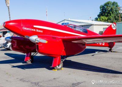 de Havilland DH.88 Comet replica