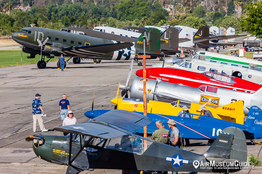 Flabob Airport DC-3/C-47 Fly-In