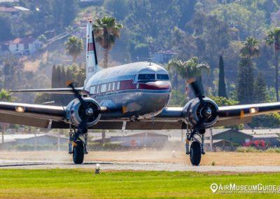 "Douglas DC-3 ""Flabob Express"""