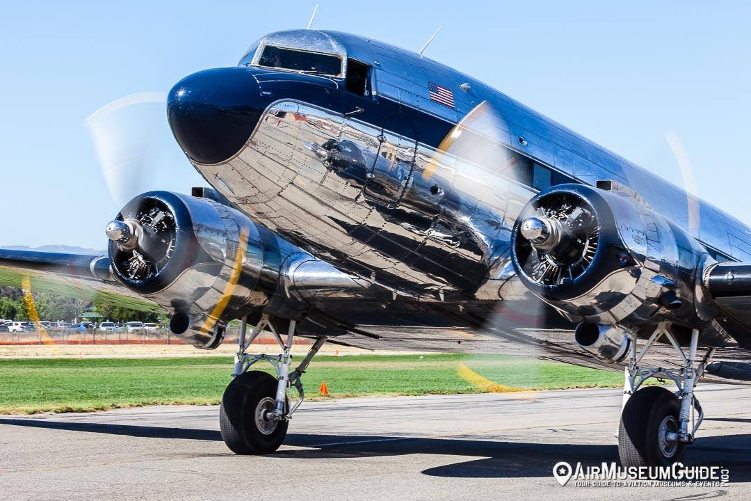 Douglas DC-3 (C-41A) Golden Age Air Tours