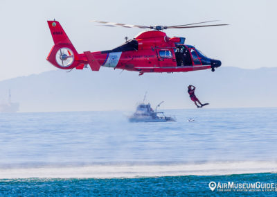 Eurocopter MH-65 Dolphin - US Coast Guard