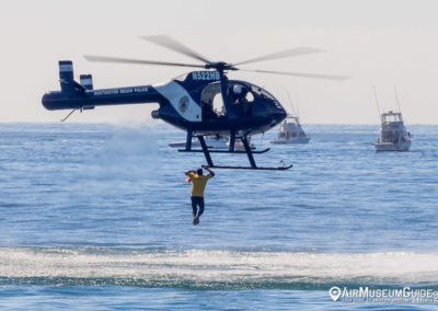 MD Helicopters MD 500N - Huntington Beach Police Department