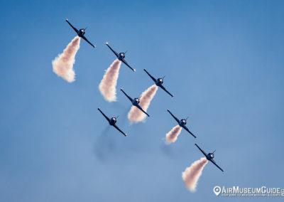 Breitling Jet Team - Aero L-39 Albatros jets