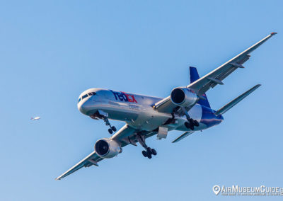 Boeing 757F Fedex cargo plane