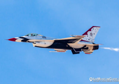 U.S. Air Force Thunderbirds - F-16C Fighting Falcon